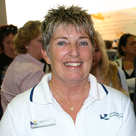 Lecturer in Coaching Science Angela Calder