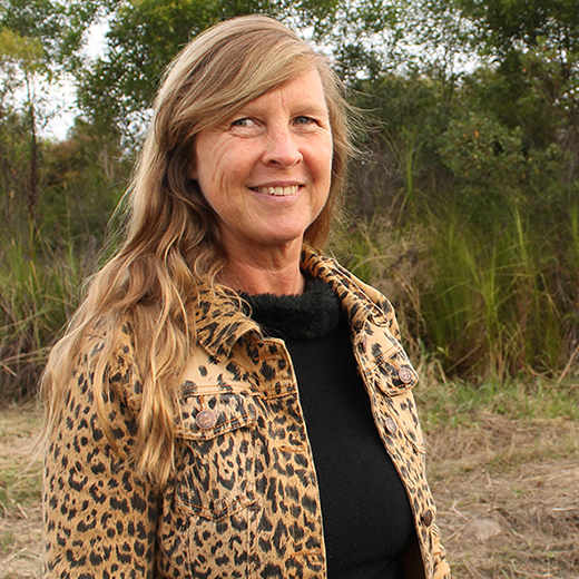 USC's Associate Professor in Vegetation and Plant Ecology Alison Shapcott
