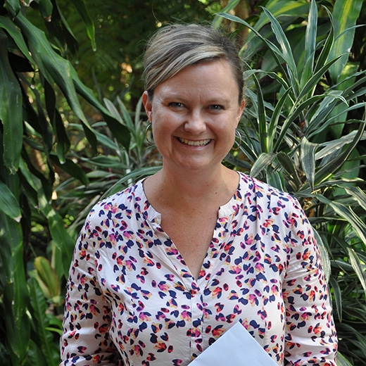 Dr Lauren Kearney, a University of the Sunshine Coast researcher and Nambour Hospital midwife.