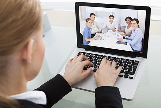 Video conferencing services   Information Technology