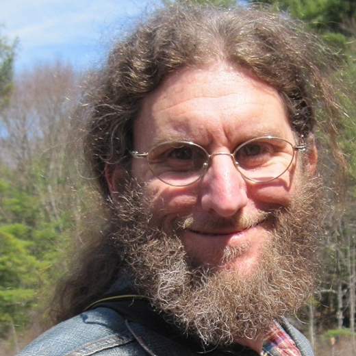 Harvard University Professor Aaron Ellison, a Senior Research Fellow in Ecology.