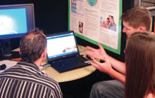 eportfolio at Learning and Teaching week