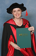 USC PhD graduate Ysanne Long