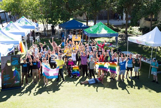 IDAHOT 2016 group photo