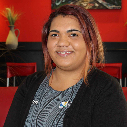 Indigenous Engagement Assistant at USC Fraser Coast Dimity Shillingsworth