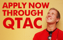 Apply now through QTAC