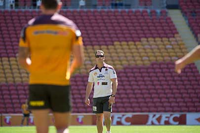 """He was willing to do the jobs no-one else wanted..."" (Wayne Bennett)"