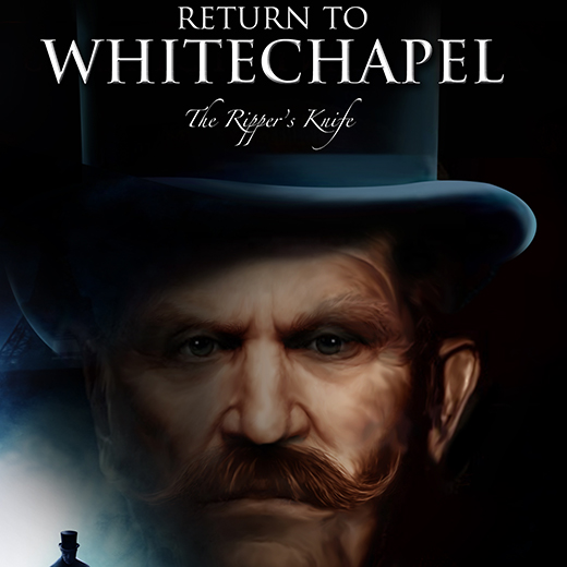 Dr Dean Jacobs is celebrating a London publishing deal for his latest book 'Return to Whitechapel'.