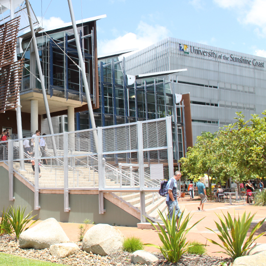 The University of the Sunshine Coast campus
