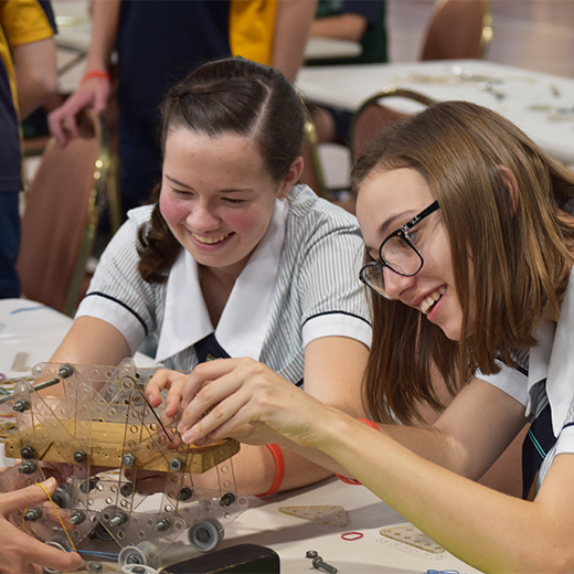 Fraser Coast students compete in the USC Science and Engineering Challenge