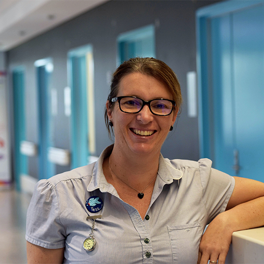 USC Master of Nursing student Tess Beane of Hervey Bay