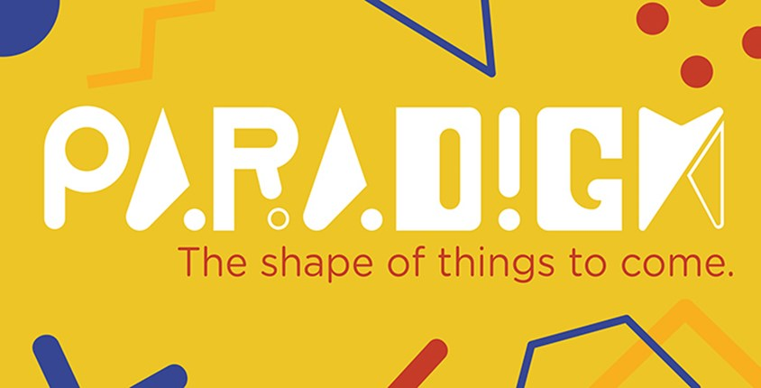 Paradigm: The shape of things to come