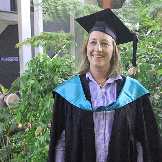 USC Gympie graduate Leanne North