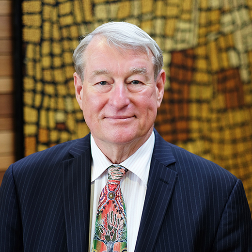 USC Vice-Chancellor Professor Greg Hill
