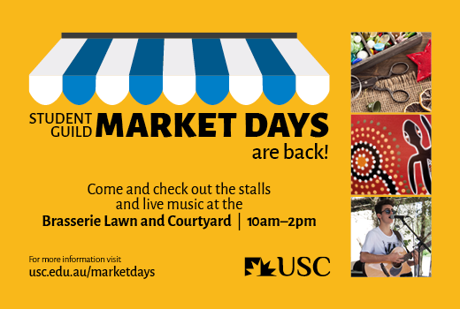 Student Guild Market Days