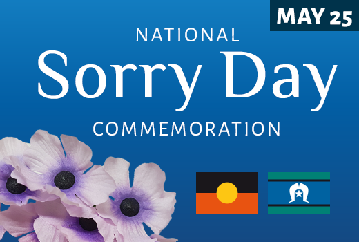 National Sorry Day Commemoration - May 25