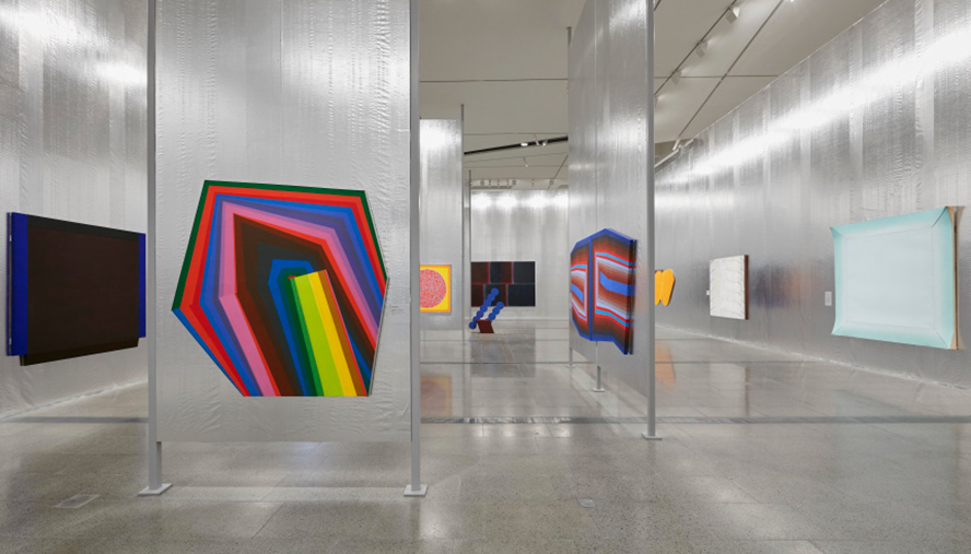 The Field Revisited installation view, National Gallery of Victoria, 2018