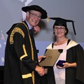 Top academic honour for graduate Gympie nurse