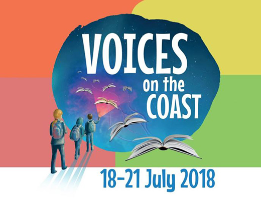 Voices on the Coast 18-21 July 2018