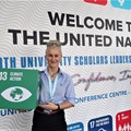 UN visit inspires students to be world leaders
