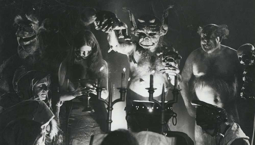 Häxan (Withcraft Through the Ages); Director: Benjamin Christensen;  Sweden; 1922; 106 minutes
