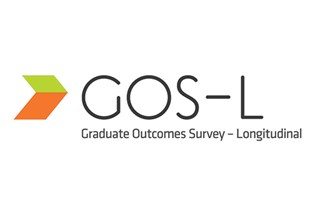 Graduate Outcomes Survey - Longitudinal logo