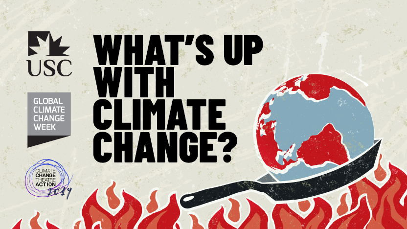 What's up with climate change?
