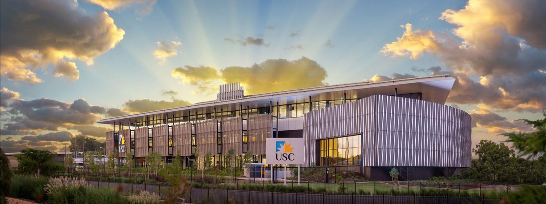 USC Moreton Bay   Study locations   University of the Sunshine Coast