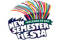 USC will stage a New Semester Fiesta on 25-26 February as part of Orientation Week