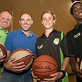 Science helps basketballers score life goals