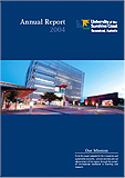Front cover Annual Report 2004